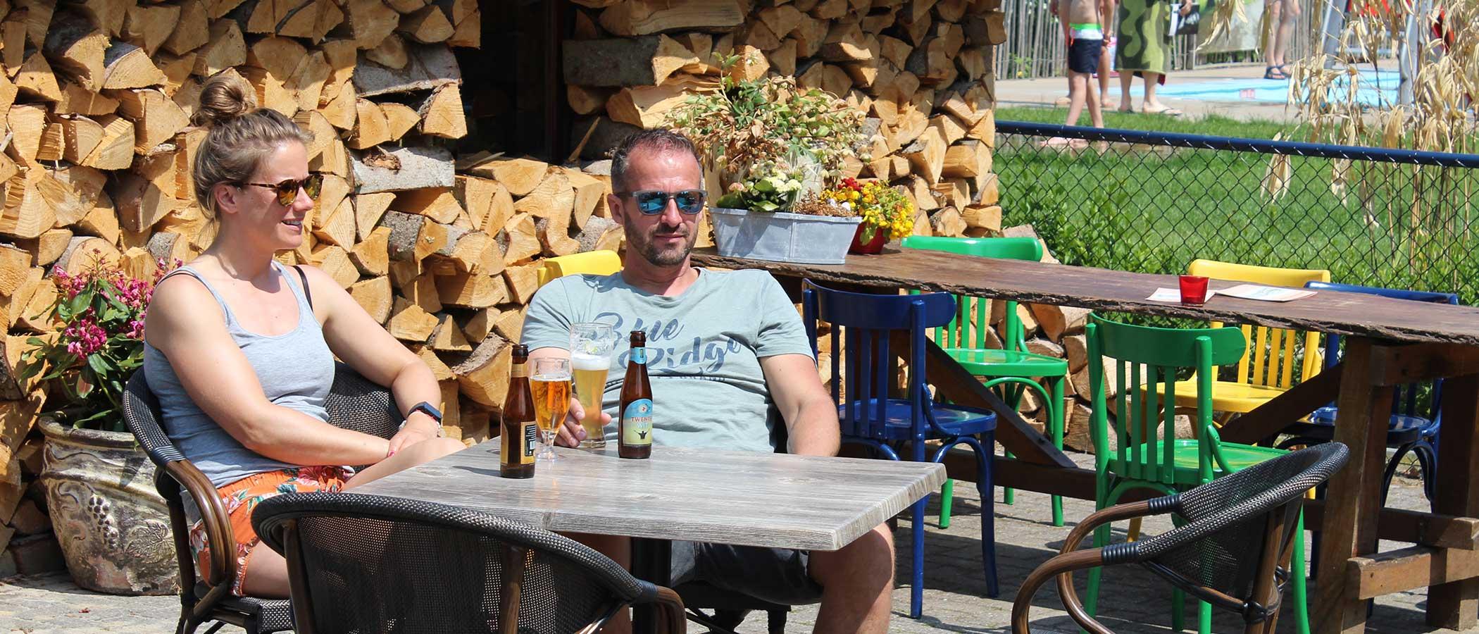 Kleine Groene Camping In Salland Twente